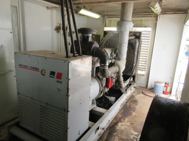 (1 of 2) 350 KW DET 60'S Gensets (S) (Small)