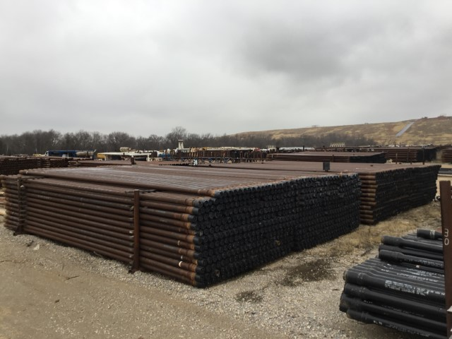 4.5 UNUSED G & S GPRIDECO Drill Pipe (Small)