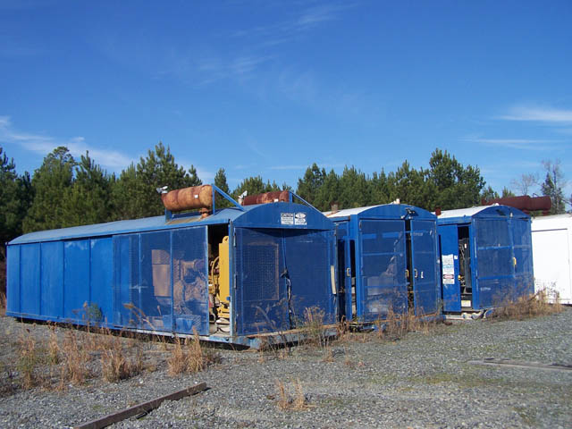 Generator Houses – YD5