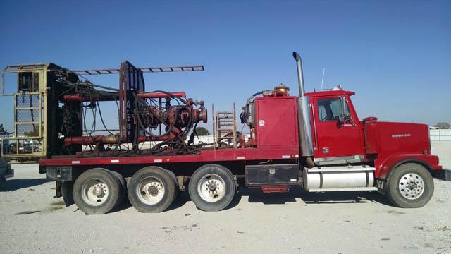 2005 WESTERN STAR Snubbing Truck – YD1