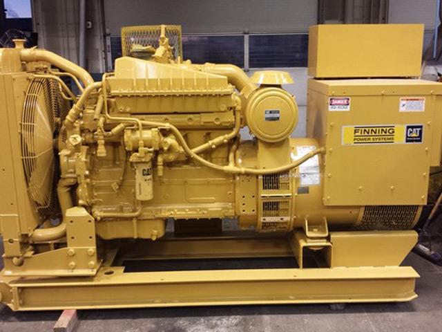 CAT SR-4 250 KW – DY2 YD1