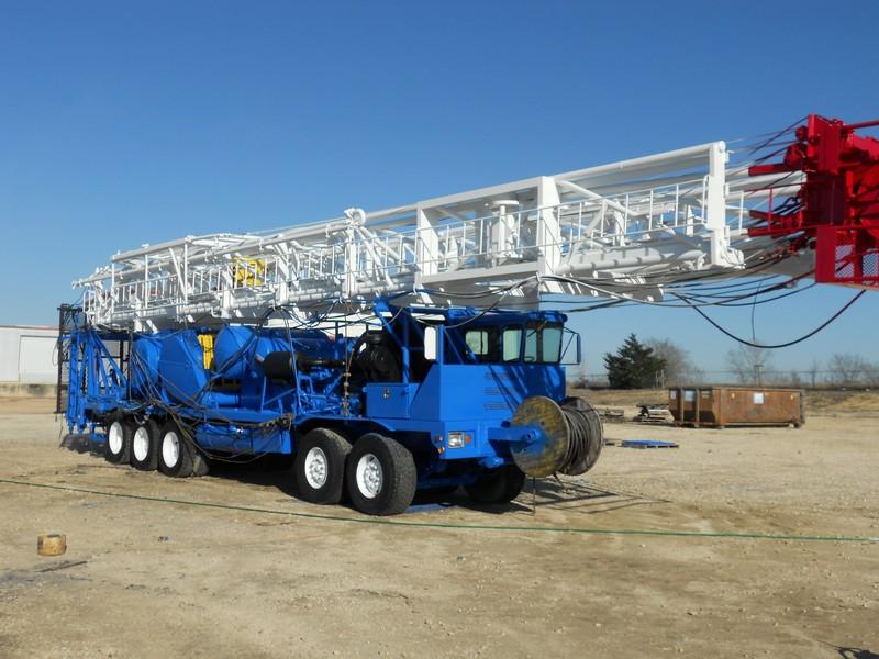 SKYTOP-BREWSTER 5-Axle – YD1