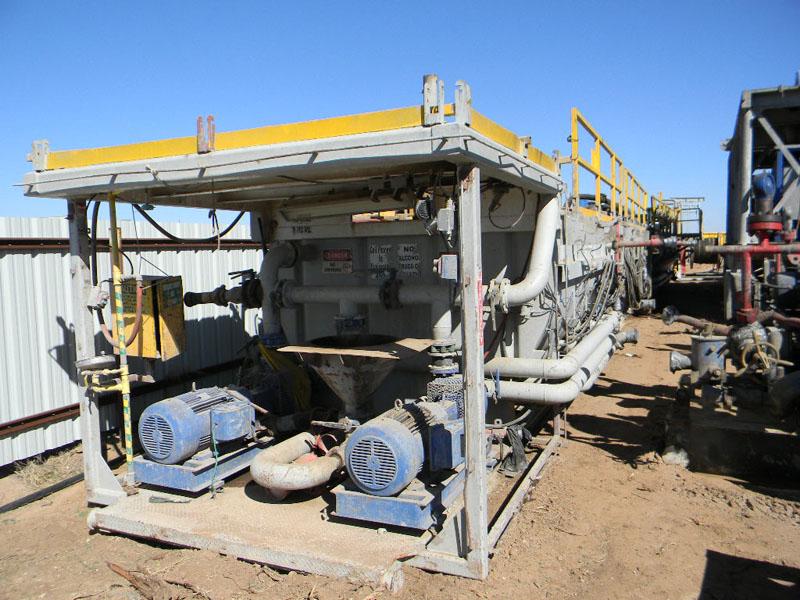 Suction Tank - Rig 29 – DY1 YD1