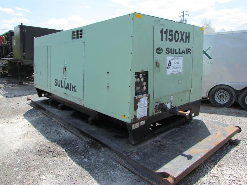SULLAIR 1170/35 Air Comp – DY1 YD2