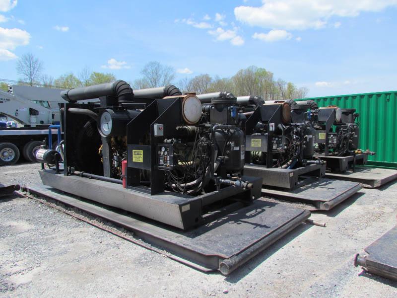 SULLAIR 900/500 Air Compressors – DY1 YD2