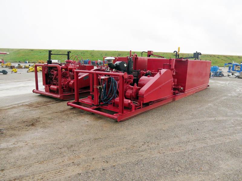 G.DENVER Duplex Pumps – DY1 YD1