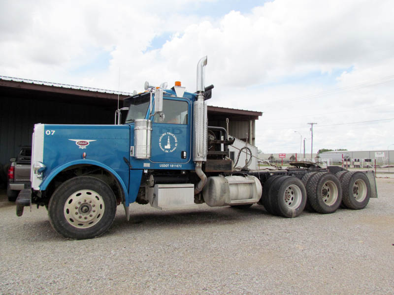 2008 PETE 388 Winch Tractor – DY1 YD1