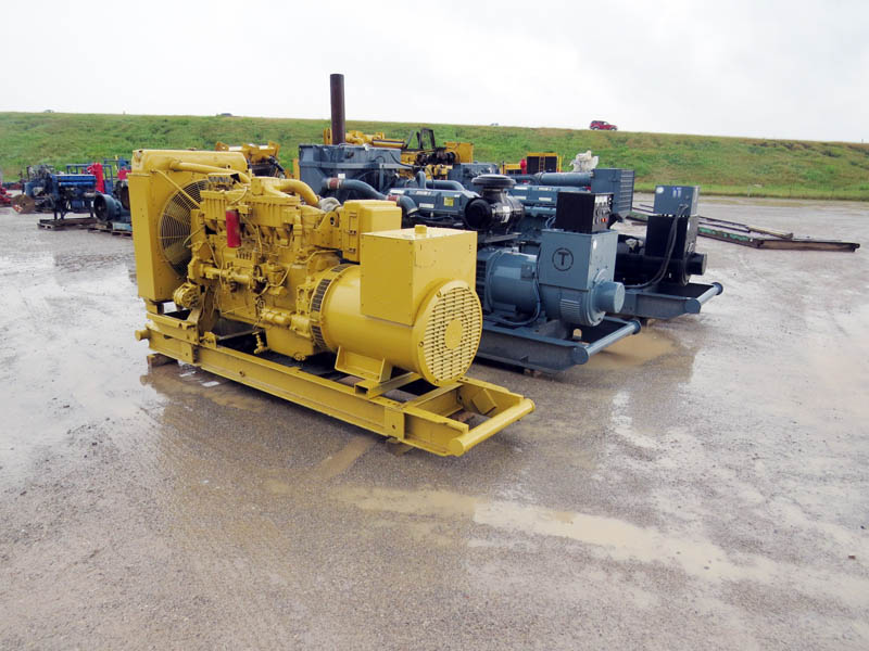 Generator Sets – DY2 YD1