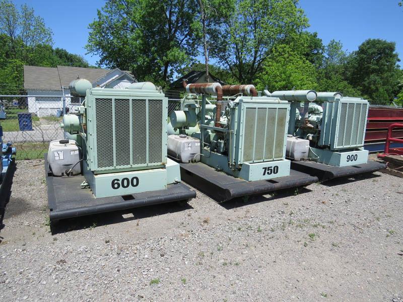QUINCY Drilling Compressor – DY2 YD2