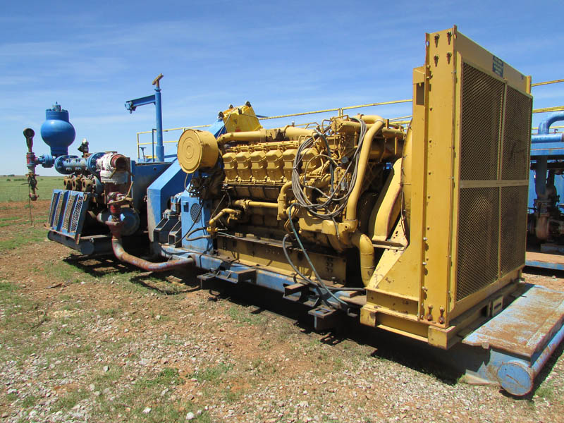 FC 1600 Mud Pumps – DY2 YD7
