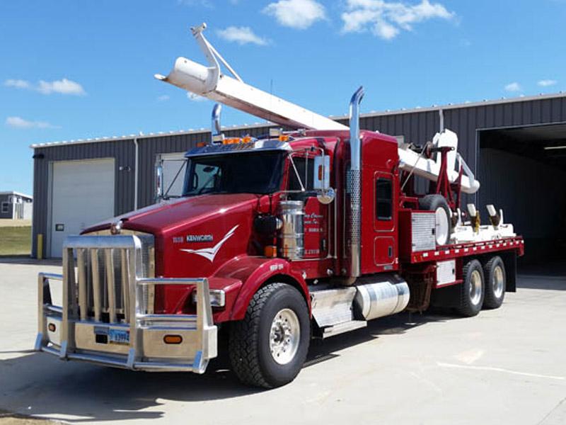 2012 KENWORTH Laydown Truck – DY1 YD11