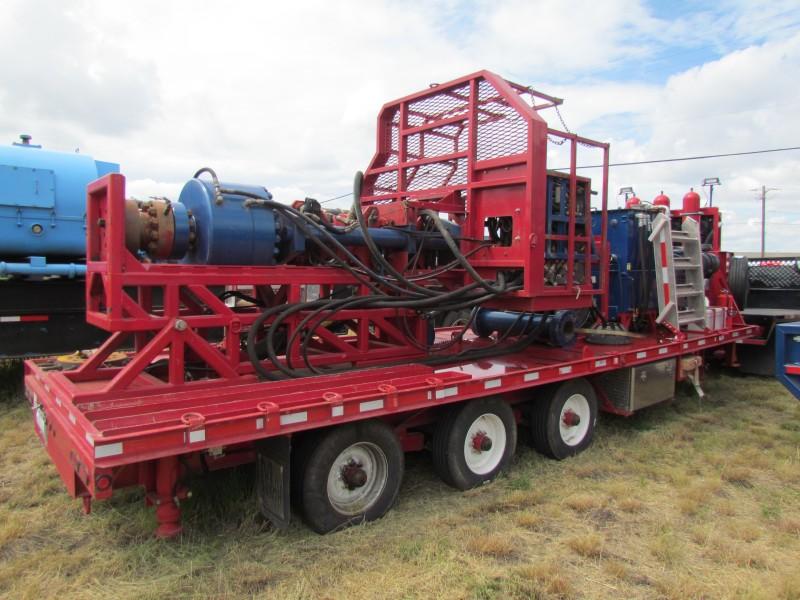 2012 MIGHTY TITAN Snubbing Unit – YD1