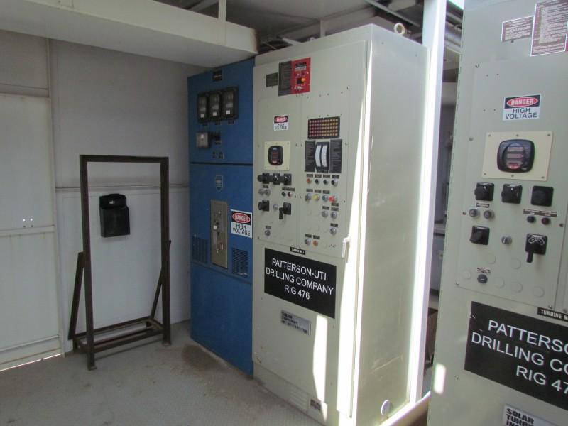 Gas Turbine Control Panels – YD5