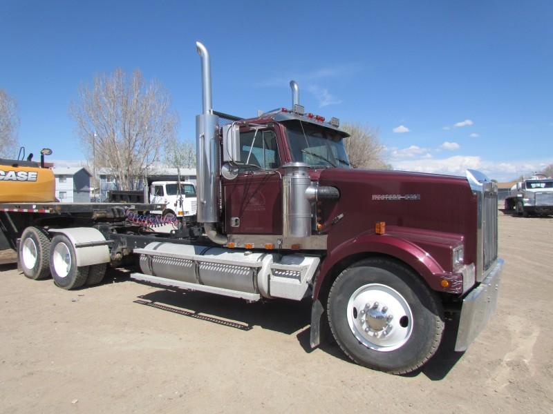 """'96 WESTERN STAR Haul Truck w/265""""WB – YD1"""