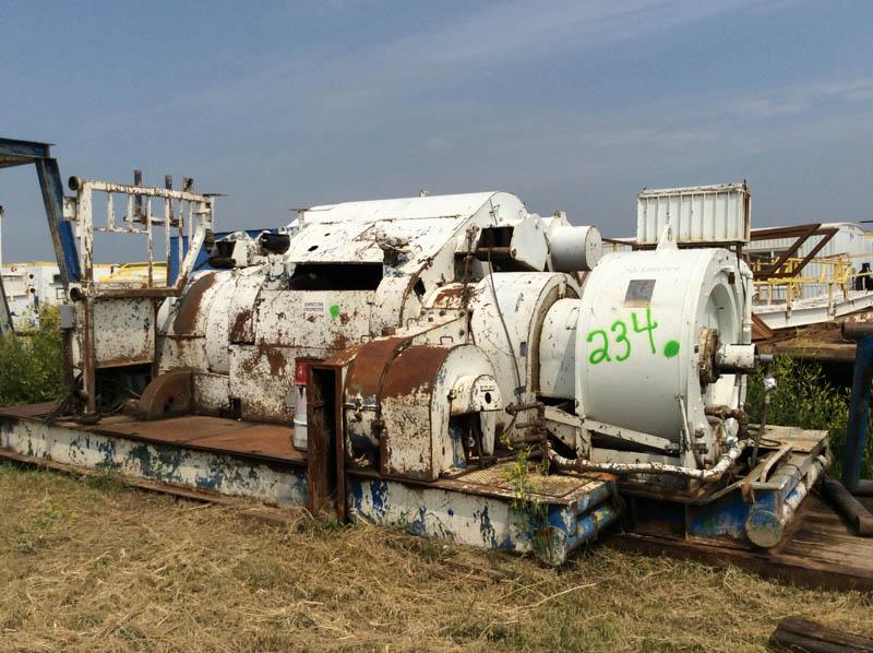 CONT.EMSCO D-3 Drwwks, Rig #234 – YD4
