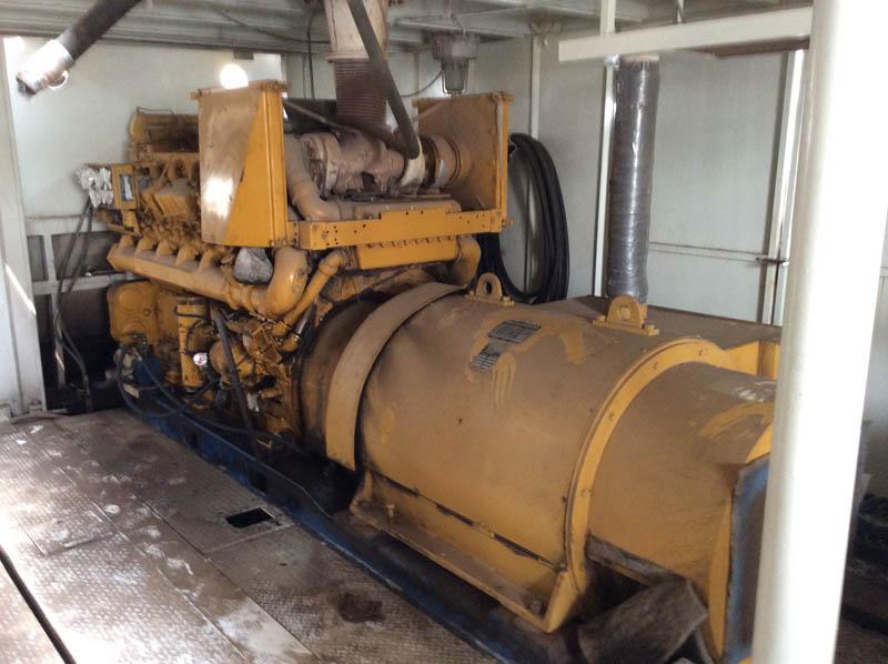 (1 of 3) KATO 800KW Generators, Rig #234 – YD4
