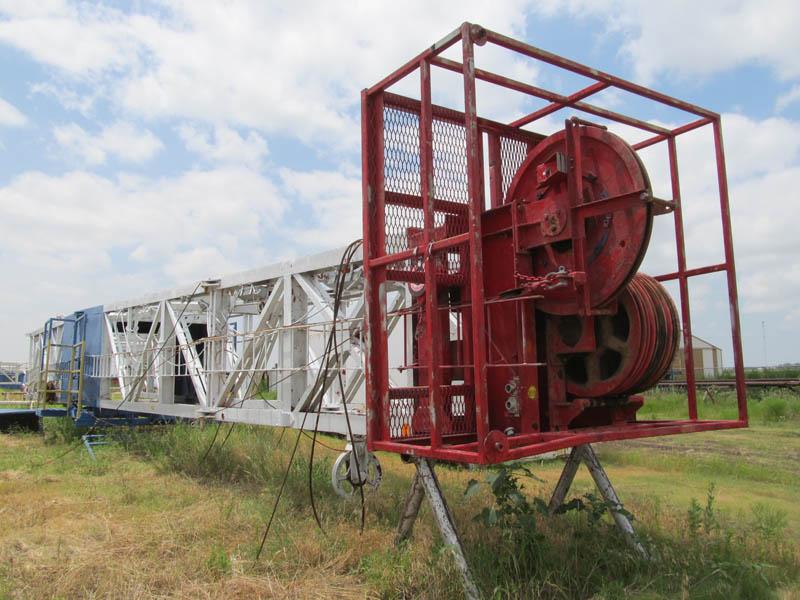 DSI 131'H Mast, Rig #351 – YD10