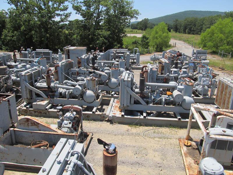Drilling Compressors – YD7