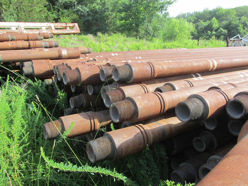 """5"""" G-105 19.50# Drill Pipe – YD8"""