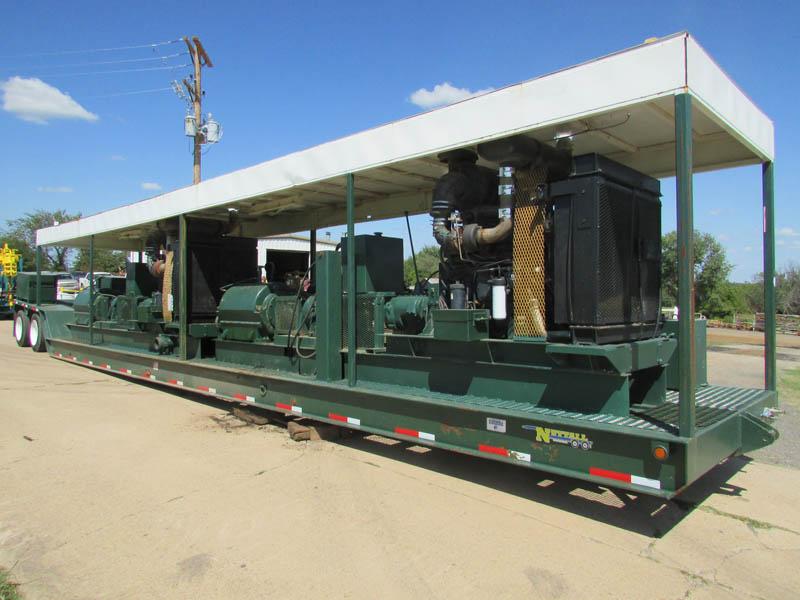 (2) '07 WEATHERFORD T-425 Triplex Pumps
