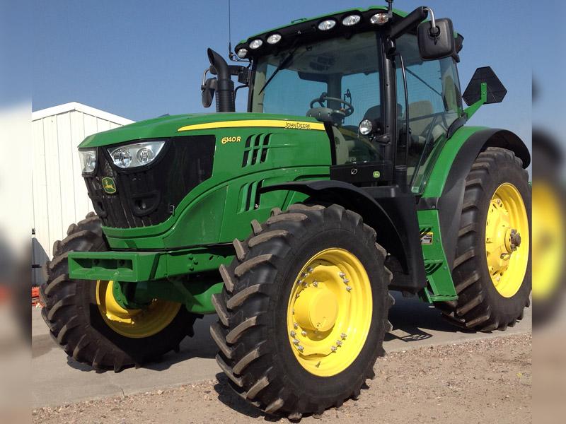 2013 J.DEERE 6140R - 450Hrs w/Warranty