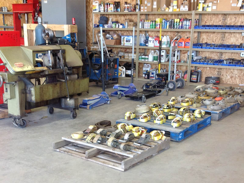 Shop Equipment & Supplies