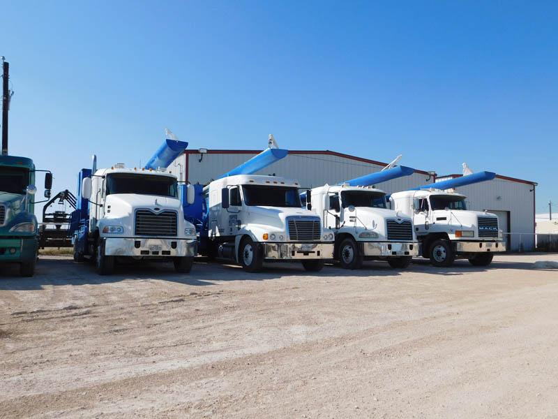 '04-'03 Laydown Trucks – DY2 YD1