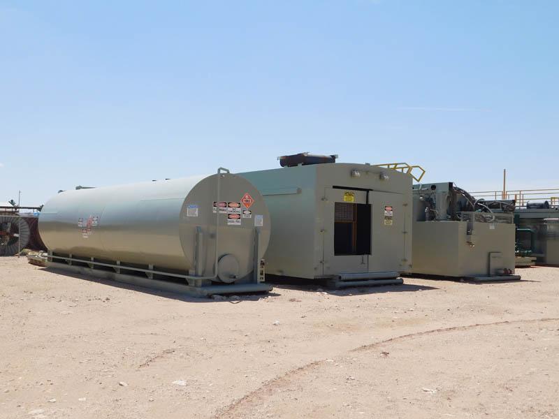 Fuel Tank-Gen House – DY2 YD2