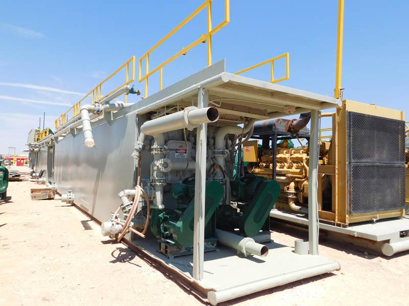750-Bbl Mud System – DY2 YD2