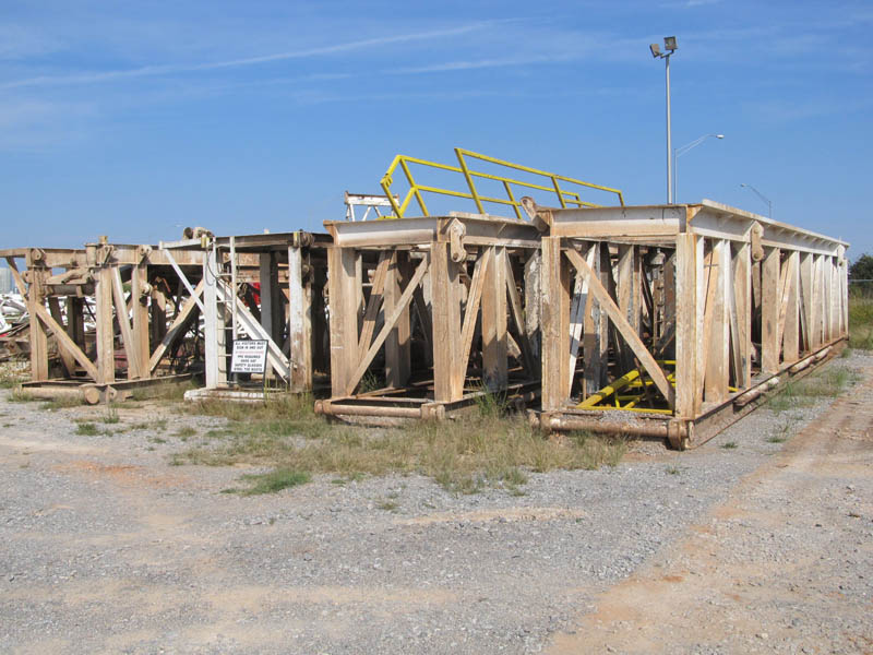 Rig #5 - 16'H Box-On-Box Substructure – DY2 YD5