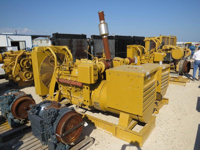SR-4 275KW w/3412 (REBUILT) – DY2 YD7