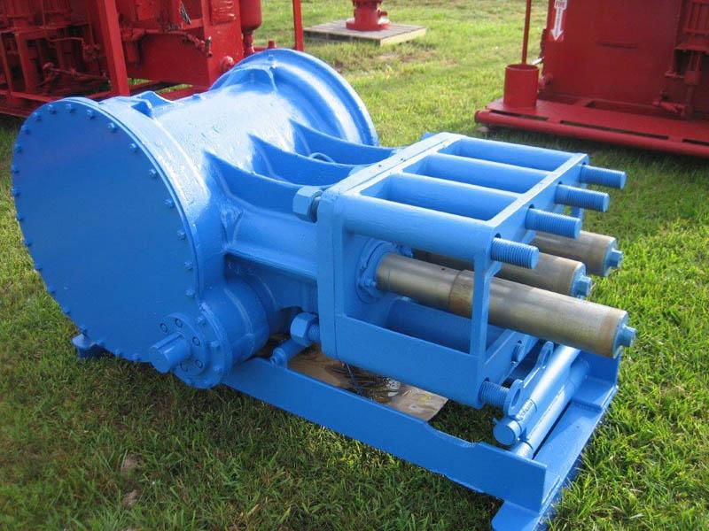 PINION Triplex Pump – DY2 YD12