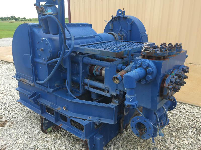 WESTERN PG-08 Cement Pump – DY1 YD1