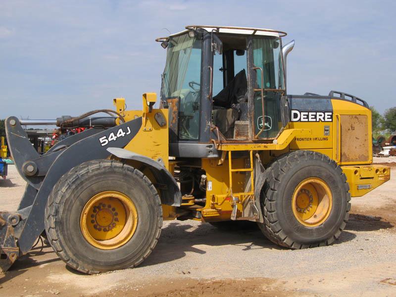 J.DEERE 544J Forklift/Loader – DY1 YD1