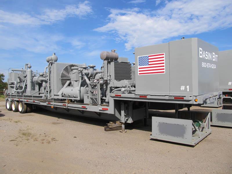 '03 SULLAIR 1350DC Foam Unit – DY1 YD2