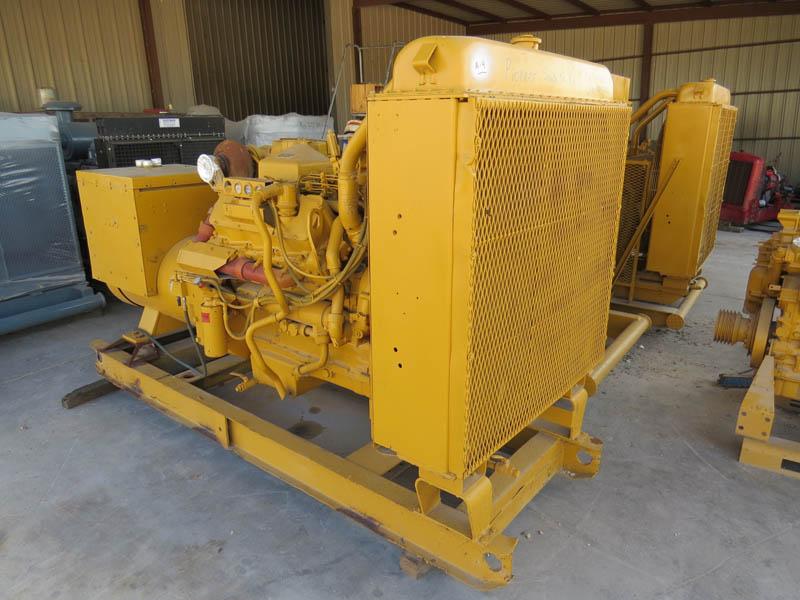 (1 of 2) SR-4 275KW w/3408 REBUILT – DY2 YD8