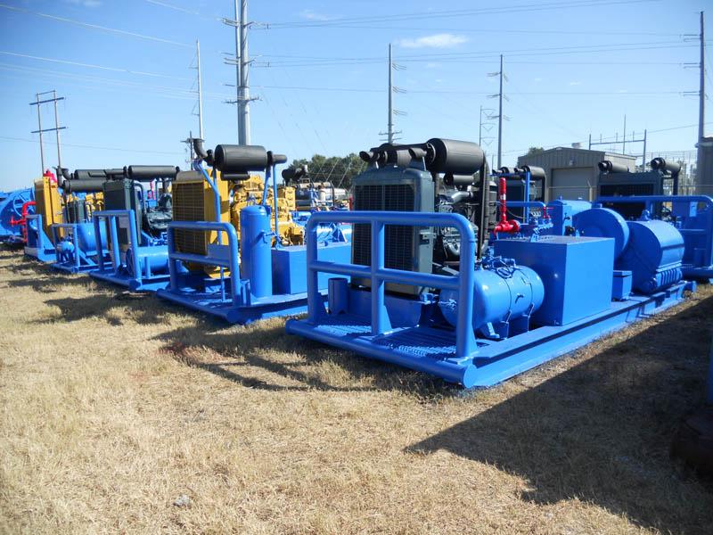 (4 of 6) G.DENVER PAH Pumps – YD1