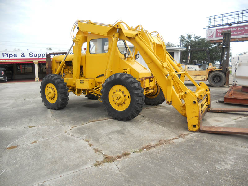 PETTIBONE 104E Forklift – YD4