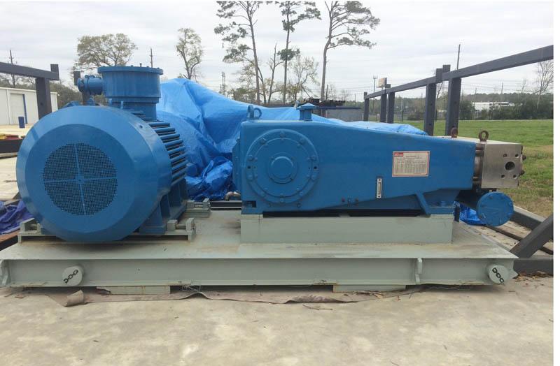 (1 of 4) BECKER BK-P300 Quintuplex Pumps NEW – YD3