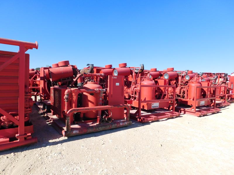 I.RAND 1170CFM / 350PSI Air Compressor – DY1 YD4