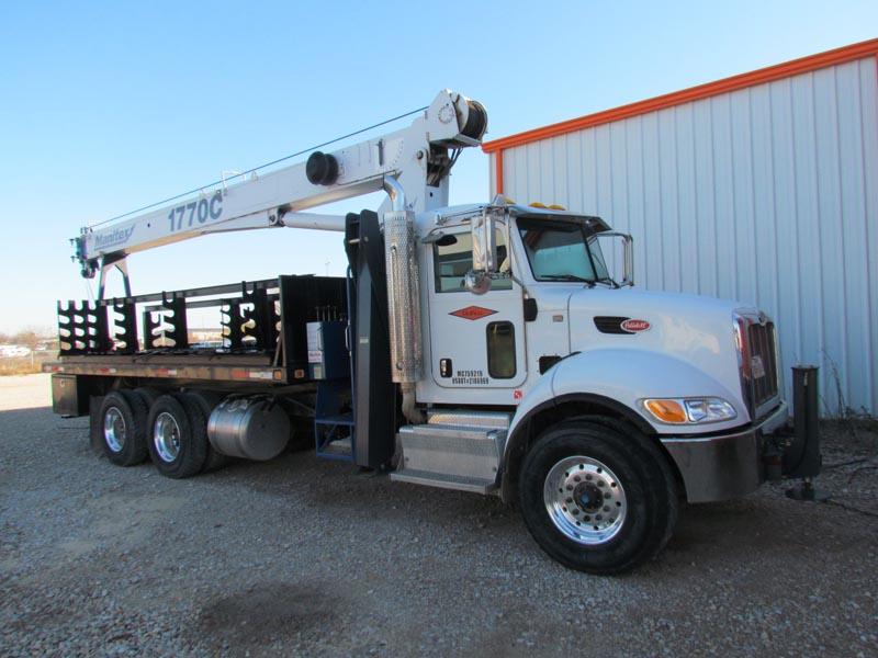 2011 MANITEX 1770C Crane Truck – DY1 YD3