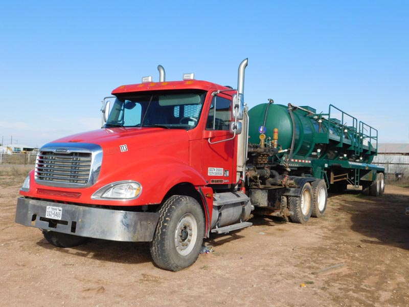 2006 FREIGHTLINER Kill Truck w/TEE Pump – DY2 YD1