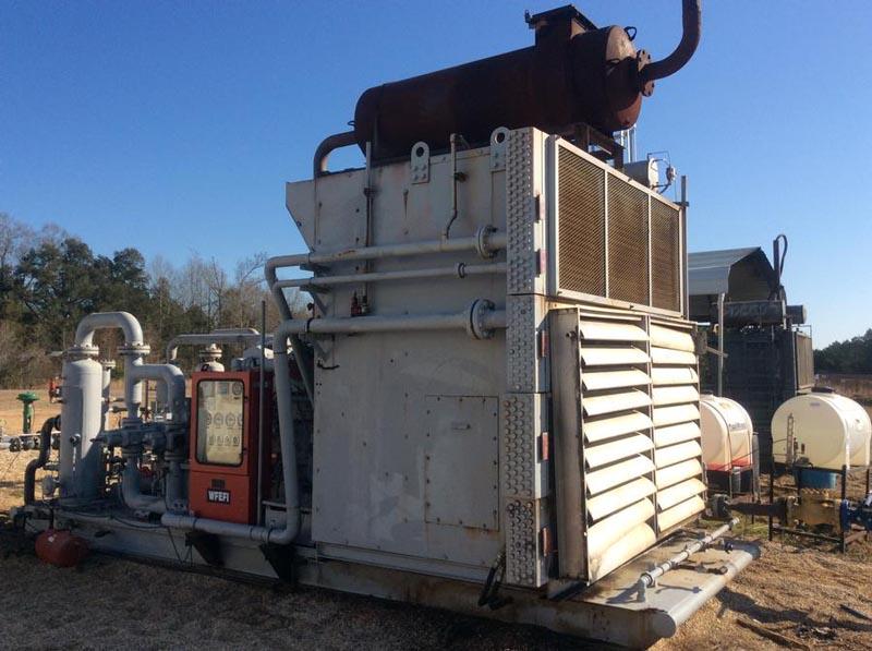 GE H304 3-Stage Gas Compressor – DY1 YD1