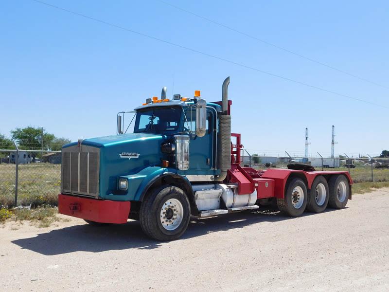 '06 KENWORTH T-800 Winch Truck – DY1 YD1