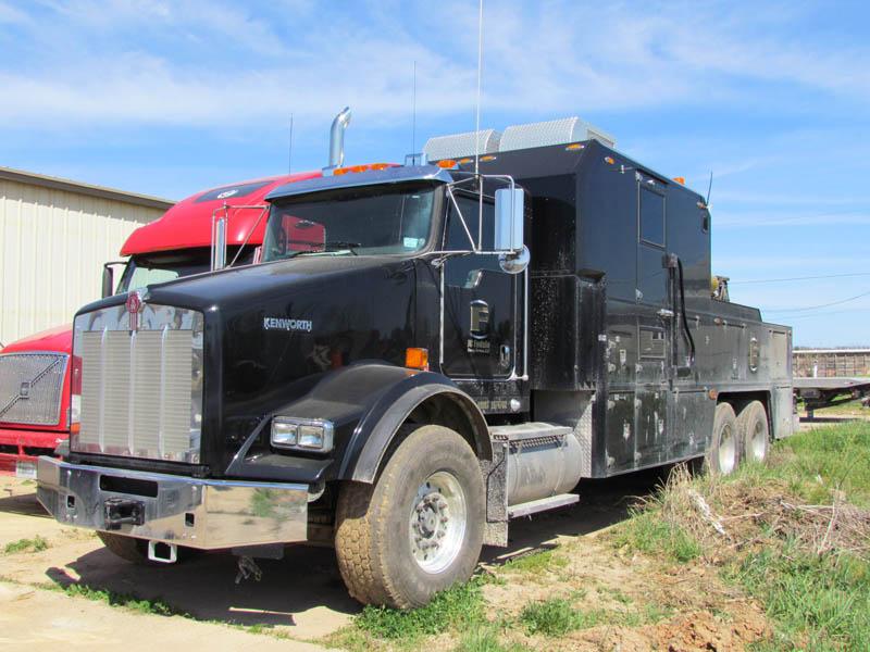 2015 ARTEX 3400 Cased Hole Wireline Truck - DY2 YD17