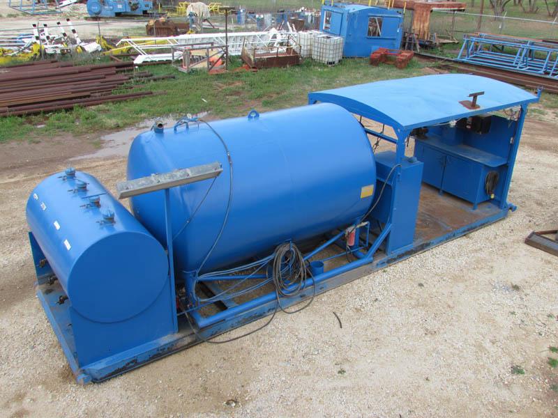 MAC 300 Fuel & Lubester – DY1 YD2