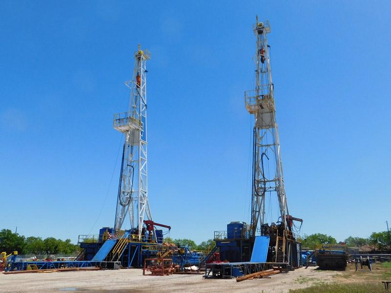 (2 of 3) MAC 300 Drilling Rigs – DY2 YD1