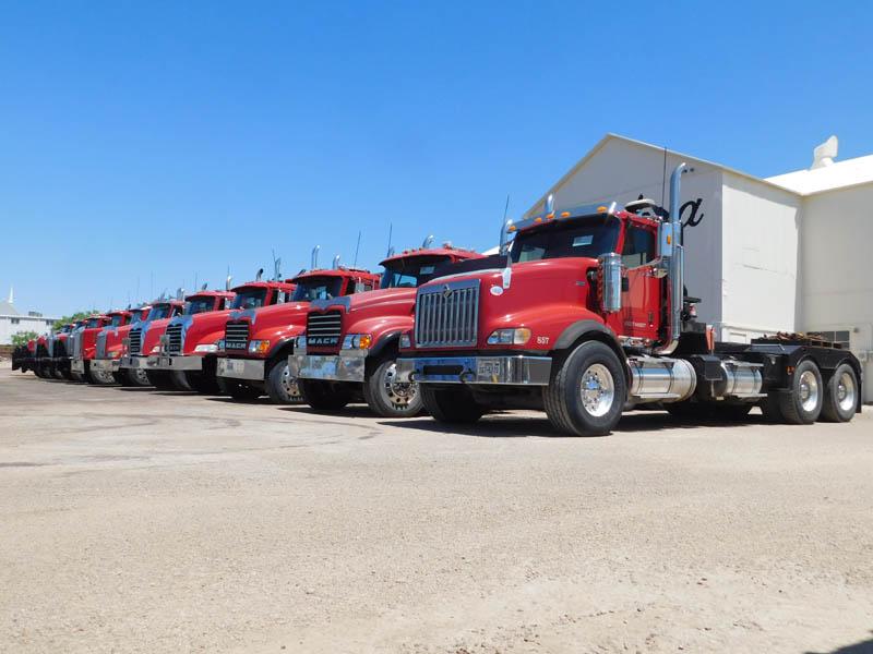 Winch Haul Trucks – DY1 YD2