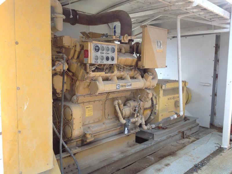 (1 of 2) 400KW / CAT 379 – YD9