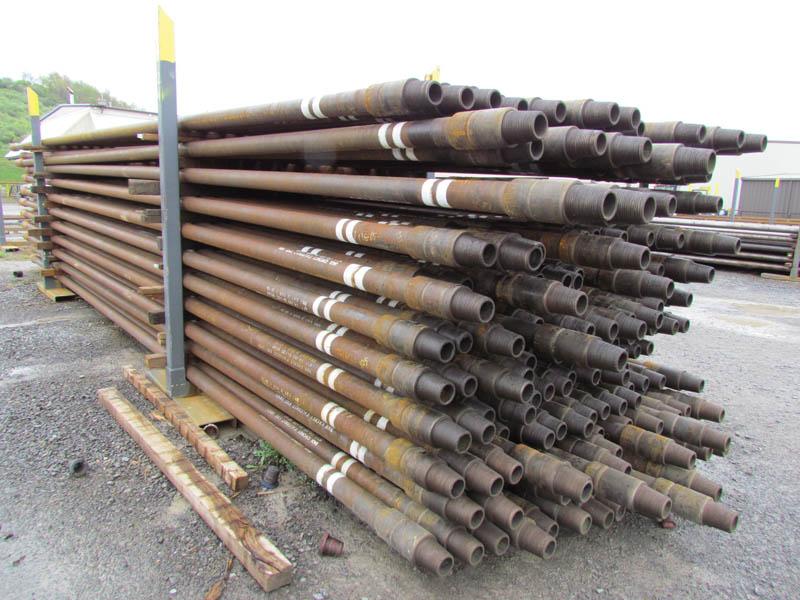 "7,440' 4"" S-135 14.40# DWB Drill Pipe – YD7"